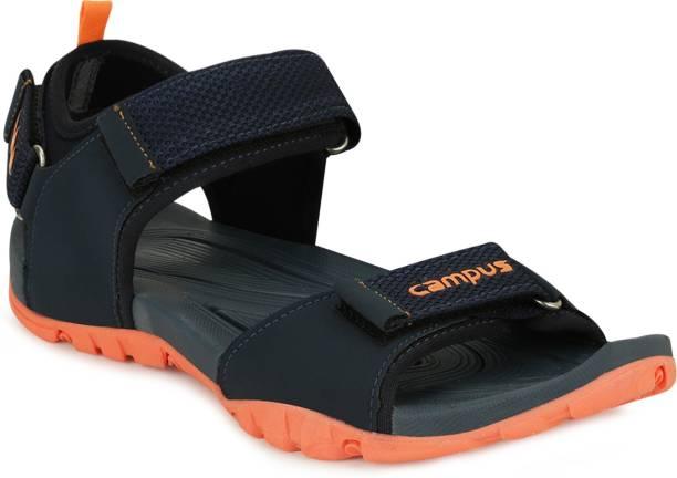 CAMPUS QUICK-2 Men Navy Sandals