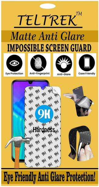 TELTREK Tempered Glass Guard for Alcatel OneTouch Scribe Easy 8000D