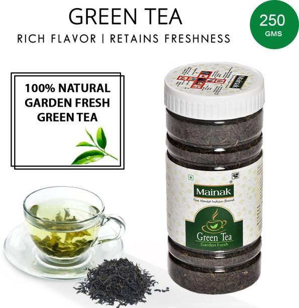 Mainak 100% Natural and Pure Green Tea Plastic Bottle