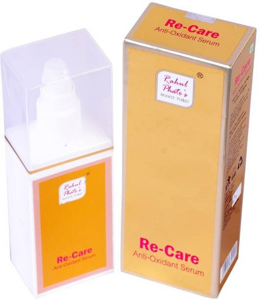 Rahul Phate's Research Product Re-Care: serum