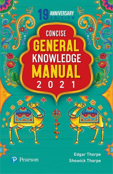 Conscise General Knowledge Manual 2021