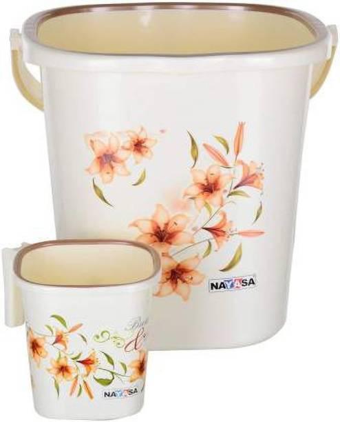 NAYASA DL25M 25 L Plastic Bucket 25 L Plastic Bucket