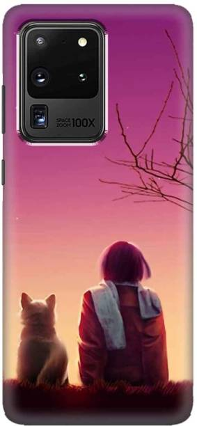 SWAGMYCASE Back Cover for Samsung Galaxy S20 Ultra