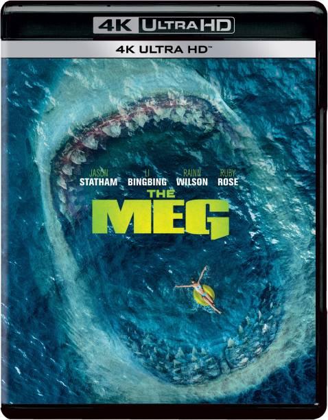 The Meg (4K UHD)