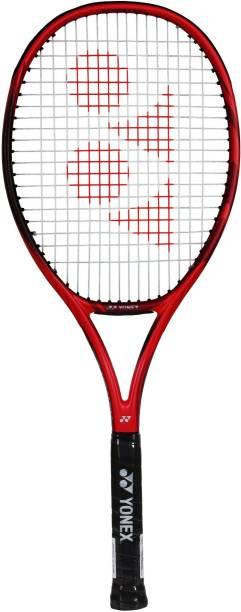 YONEX Vcore Feel Flame Red, Black Strung Tennis Racquet