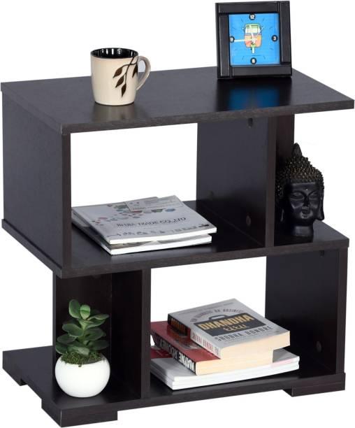 Suncrown Furniture Engineered Wood Side Table