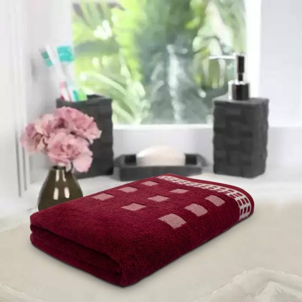 Flipkart SmartBuy Cotton 480 GSM Bath Towel