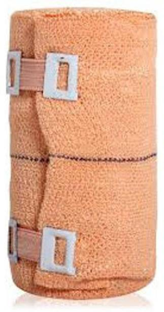 rsc healthcare Cotton Crepe Bandage 8 Cm x 4 Mtr Crepe Bandage