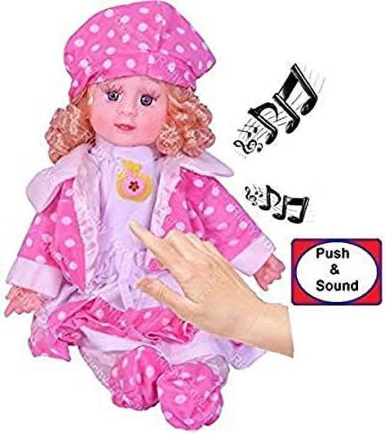 Kmc kidoz Baby Poem Doll for Girls Best Birthday Gift