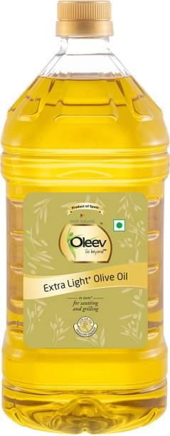 Oleev Extra Light Olive Oil Plastic Bottle