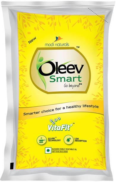 Oleev Smart Blended Oil Pouch