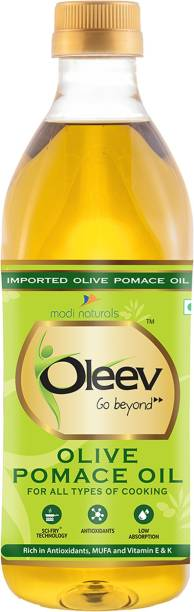 Oleev Imported Pomace Olive Oil Plastic Bottle