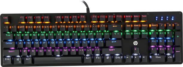 HP GK100 Wired USB Gaming Keyboard