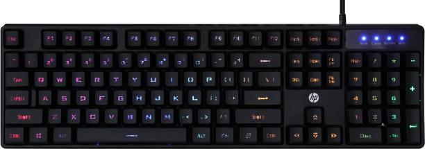 HP K300 Wired USB Gaming Keyboard