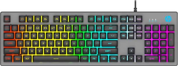 HP K500F Wired USB Gaming Keyboard