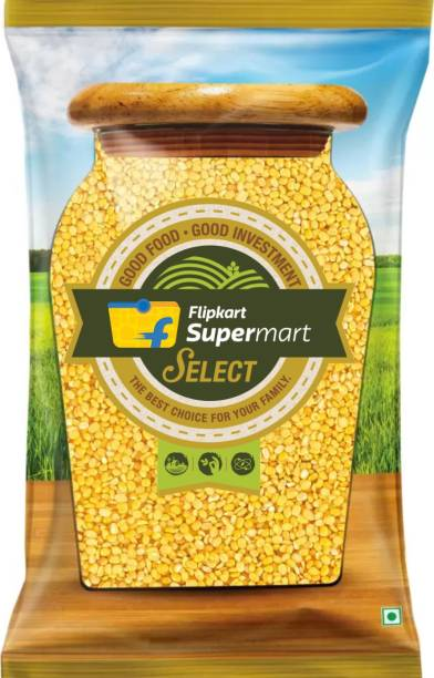 Flipkart Supermart Select Yellow Moong Dal (Split)