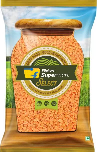 Flipkart Supermart Select Red Masoor Dal (Split)