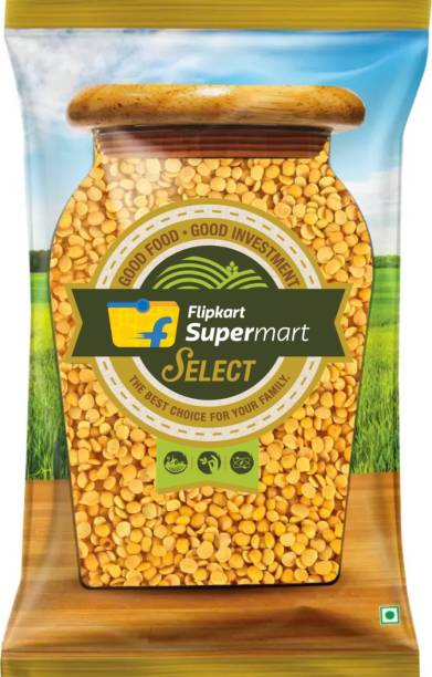 Flipkart Supermart Select Toor Dal (Split)