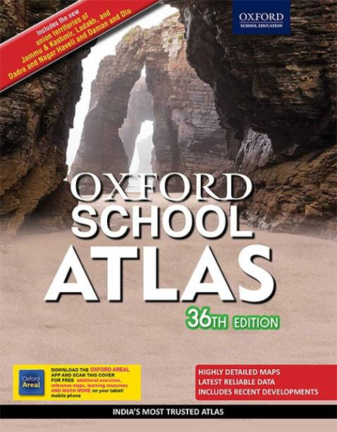 Oxford School Atlas Thirty Sixth Edition