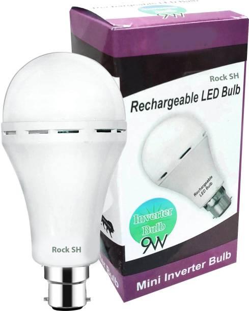 Rock Sh 9 W Standard B22 Inverter Bulb