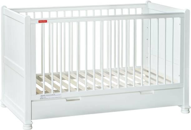 FISHER-PRICE Georgia Crib Cum Toddler Bed - White Cot