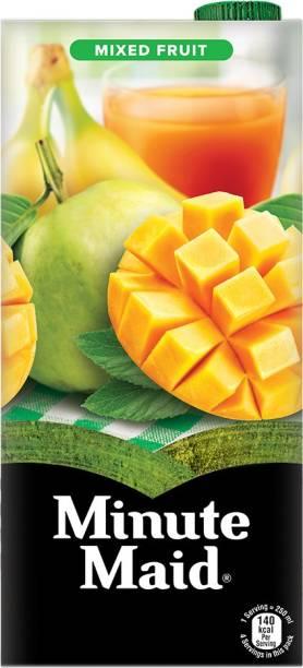 Minute Maid Mixed Fruit Juice