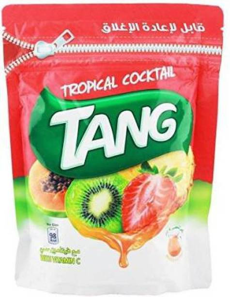 TANG Tropical Cocktail Drink Powder Energy Drink