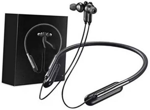 AMUSING Headphone Sport Earphone Wireles Neckband HandsFree Calling Bluetooth Headset
