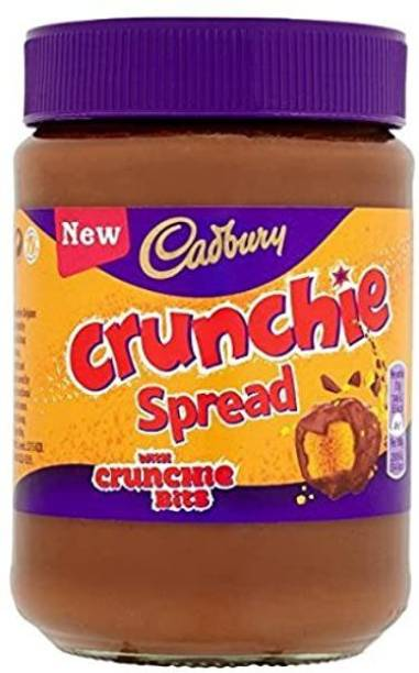 Cadbury Chocolate Crunchie Spread with Crunchie Bits (Imported) 400 g