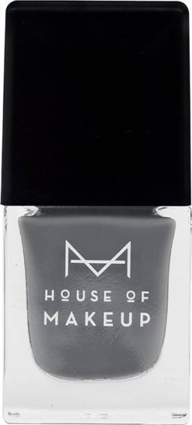HOUSE OF MAKEUP Matte Nail Lacquer - Mr. Grey Mr. Grey
