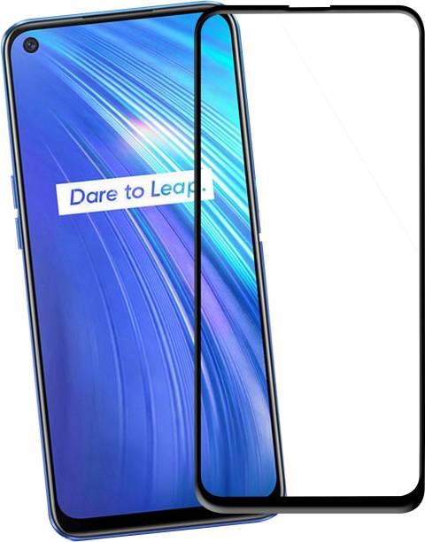 Flipkart SmartBuy Edge To Edge Tempered Glass for Realme Narzo 20 Pro, Realme 7i, Realme 6i, Realme 7, Realme 6
