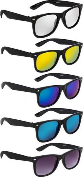 kingsunglasses Wayfarer, Wayfarer, Wayfarer, Wayfarer, Wayfarer Sunglasses