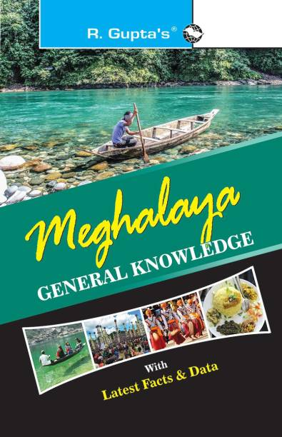 Meghalaya General Knowledge - (with Latest Facts & Data)