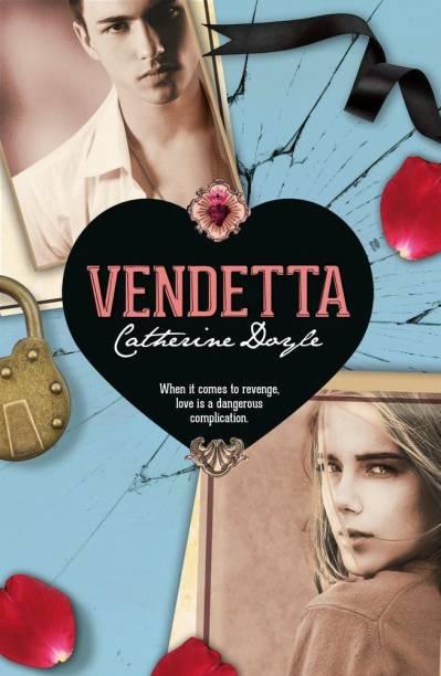 Vendetta (Blood for Blood #1)