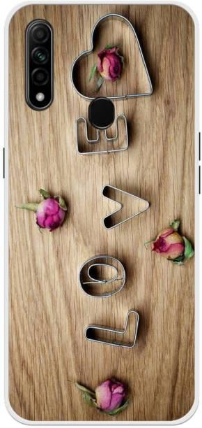 Vascase Back Cover for Oppo A31