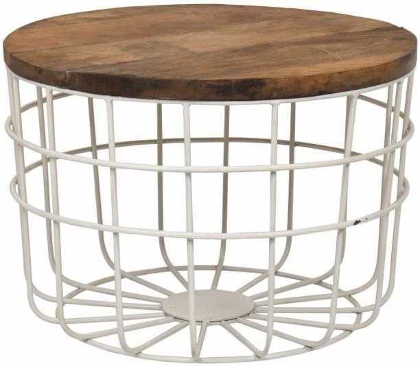 PRITI Solid Wood Coffee Table