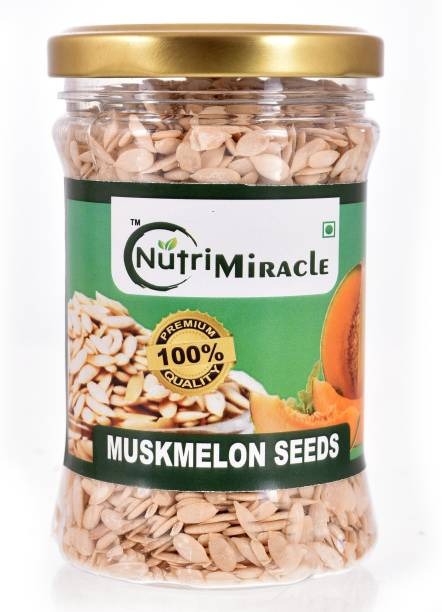 NUTRI MIRACLE MUSK MELON SEEDS