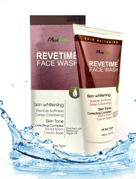 REVETIME Anti Aging & Skin Brightening  Face Wash