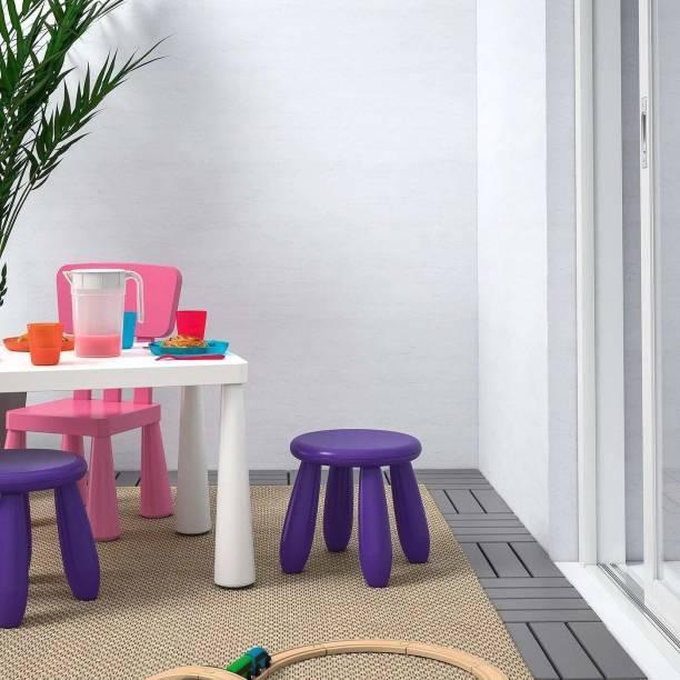 IKEA Children's Stool, in/Outdoor Plastic Stool