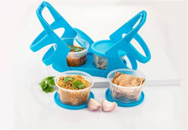 U-MAKE LUNCHBOX 4 Containers Lunch Box