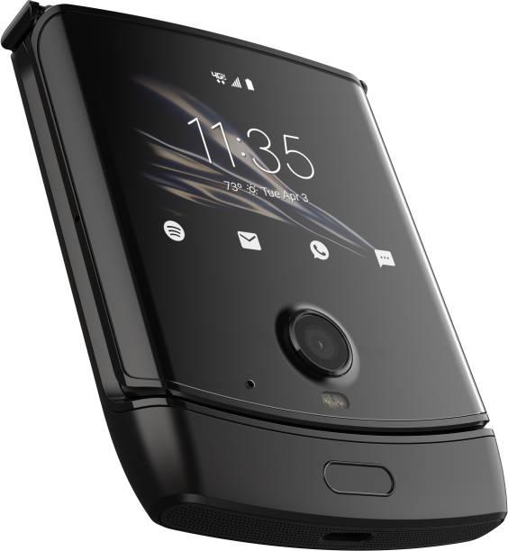 MOTOROLA Razr (Black, 128 GB)