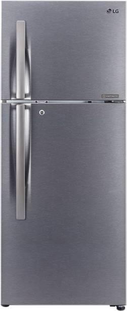 LG 260 L Frost Free Double Door 2 Star Convertible Refrigerator  with Convertible Refrigerator