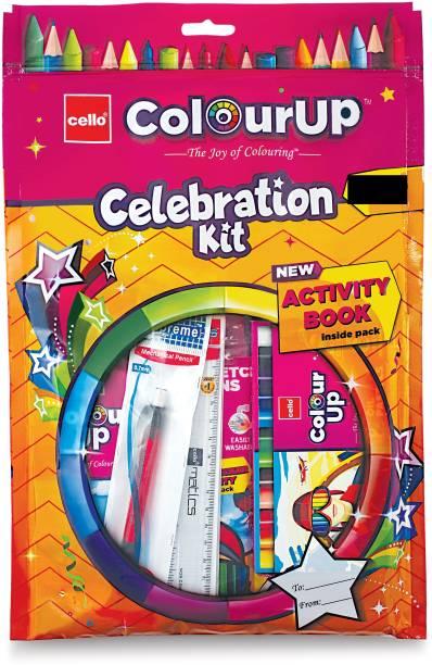cello ColourUp Celebration Kit - Gift Pack