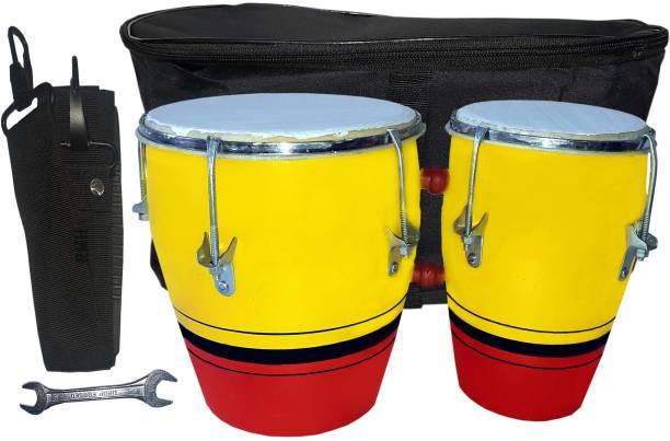 RAM musical YR-BK 1411 Full Tool Kit Bongo Wooden Bongo