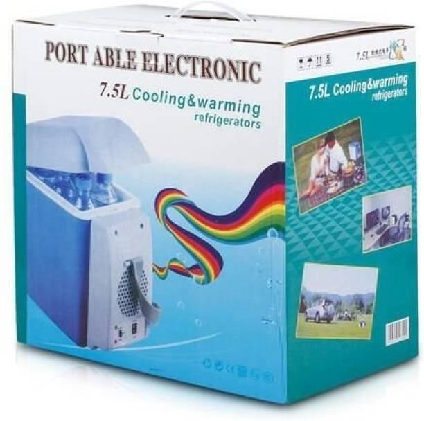 VR ENTERPRISE RF27 Portable-7L Refrigerator 7 L Car Refrigerator