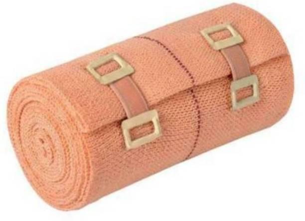 Dr. Head Pure Cotton Base Non Frying Crepe Bandage 8cm x 4 mtr Crepe Bandage