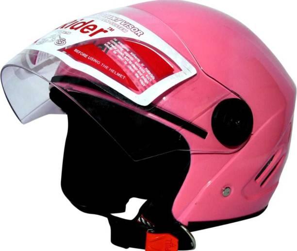 RIDER TECH OPEN FACE Motorbike Helmet