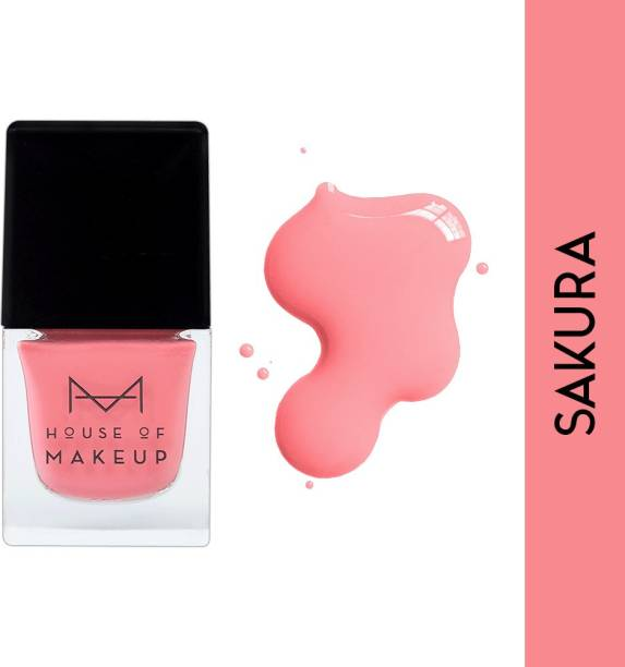 HOUSE OF MAKEUP Nail Lacquer - Sakura Sakura