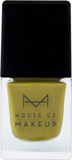 HOUSE OF MAKEUP Nail Polish Olive & Let Live