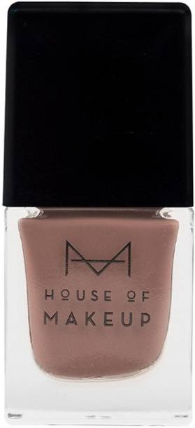 HOUSE OF MAKEUP Matte Nail Lacquer - Hot Chocolate Hot Chocolate